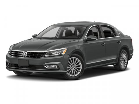 2017 Volkswagen Passat 18T S Platinum Gray V4 18 L Automatic 8 miles New Arrival Priced to