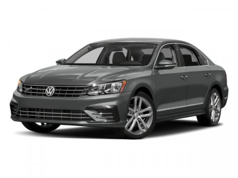 2017 Volkswagen Passat R-Line wComfort Pkg Platinum Gray V4 18 L Automatic 6 miles New Arriv