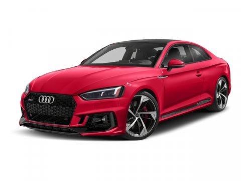 2018 Audi RS 5 Coupe Florett SilverBlck W Crscndo V6 29 L Automatic 10 miles Every athlete s