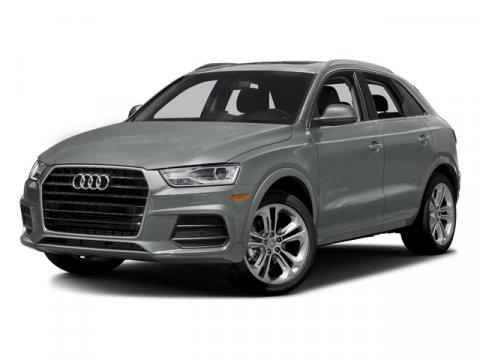 2018 Audi Q3 Premium Plus Night Blue PearChestnut Brown V4 20 L Automatic 0 miles Boasts 28 H
