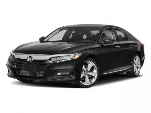 2018 Honda Accord Sedan Touring PLATINUM WHITEBlack V4 15 L Variable 7 miles  Turbocharged