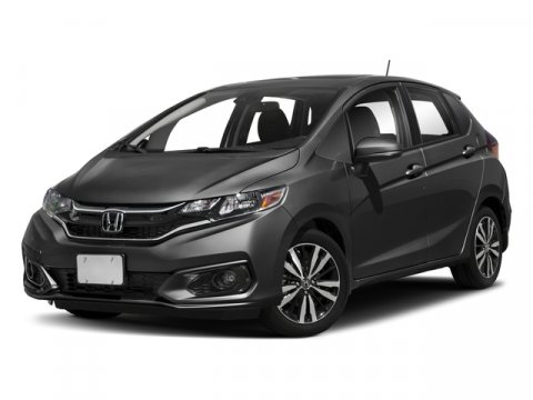 2018 Honda Fit EX SilverBlack V4 15 L Variable 153 miles  Front Wheel Drive  Power Steering