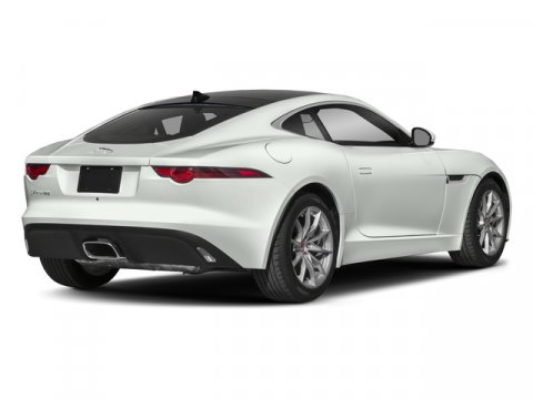 2018 Jaguar F-TYPE 296HP FUJI WHITEEbony V4 20 L Automatic 8 miles Were excited to offer thi