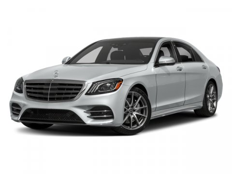 2018 Mercedes S-Class S 450 Luar BlueSilk BeigeEsp V6 30 L Automatic 5 miles With its ideal