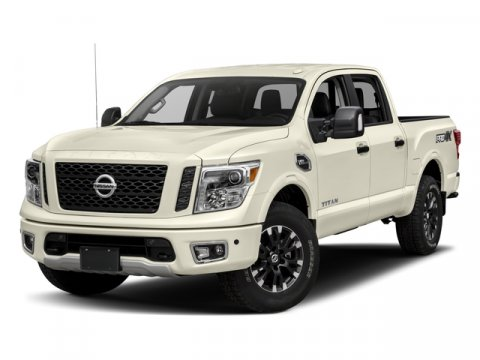 2018 Nissan Titan PRO-4X Brilliant SilverBlack V8 56 L Automatic 0 miles Choose Nissan for In