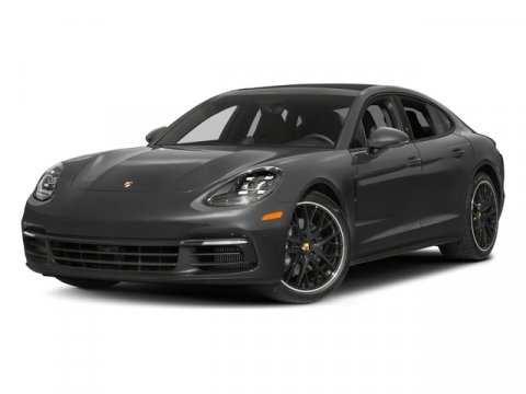 2018 Porsche Panamera 4S VOLCANO GREY METALLILTHR BLK V6 29 L Automatic 5 miles The new engi