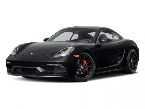 2018 Porsche 718 Cayman GTS BLACKSTD BLKALC V4 25 L Automatic 5 miles Price plus governmen