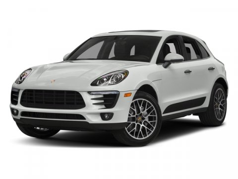 2018 Porsche Macan S VOLCANO GREY METALLISTD BLK V6 30 L Automatic 5 miles Price plus gover
