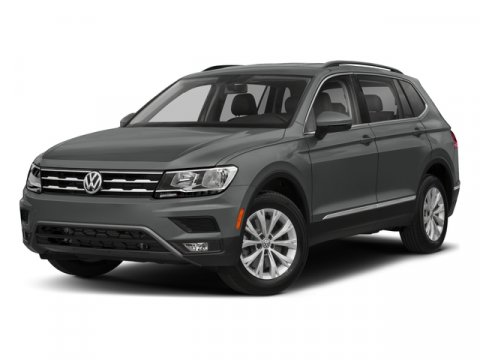 2018 Volkswagen Tiguan S Silk Blue V4 20 L Automatic 12 miles New Arrival Priced to sell 1