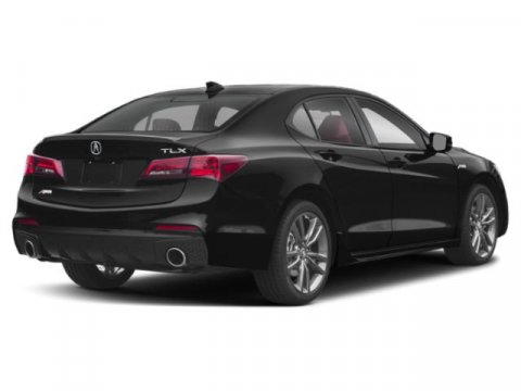 2019 ACURA TLX A-SPEC RED