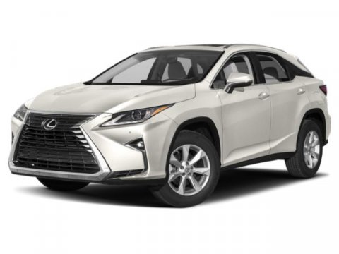 2019 Lexus RX RX 350 F Sport SILVER LINING METALLICBlack V6 35 L Automatic 10 miles Silver 20