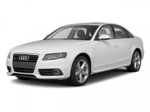 2011 Audi A4 20T Premium Plus Ibis WhiteBlack V4 20L Variable 67414 miles 20T Premium Plus