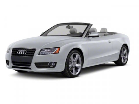 2011 Audi A5 20T Premium Plus Quartz Gray MetallicBlack V4 20L Automatic 72622 miles Some o