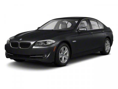 2011 BMW 5 Series 550i Dark Graphite MetallicBlack V8 44L  36597 miles KBBcom Brand Image Aw