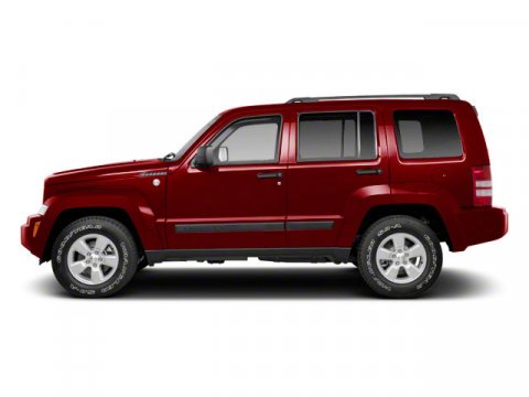 2012 Jeep Liberty Sport Deep Cherry Red Crystal PearlDark Slate Gray Interior V6 37L Automatic