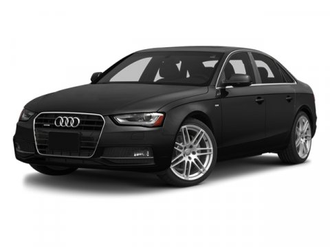 2014 Audi A4 Premium Brilliant BlackVELVET BEIGE V4 20 L Variable 55925 miles CARFAX 1-Owner