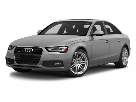 2014 Audi A4 Premium Ice Silver MetallicBlack V4 20 L Variable 15277 miles ONLY 15 277 Miles