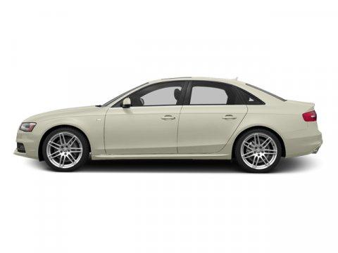 2014 Audi A4 Premium Glacier White MetallicBrownBlack V4 20 L Variable 41972 miles Delivers