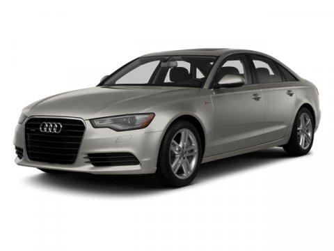 2014 Audi A6 20T Premium Plus Quartz Gray MetallicBlack V4 20 L Automatic 34691 miles CARFAX