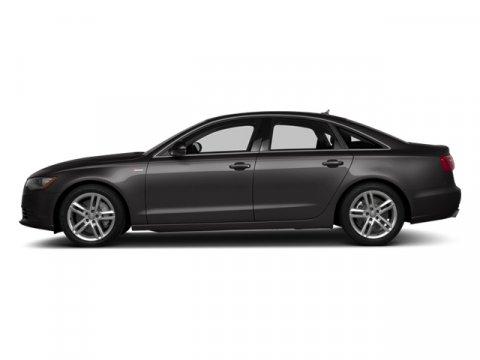 2014 Audi A6 20T Premium Plus Oolong Gray MetallicTitanium Gray V4 20 L Automatic 46039 miles