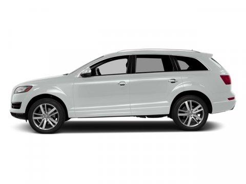 2014 Audi Q7 30T S line Prestige Carrara WhiteBlack V6 30 L Automatic 25019 miles Some of o