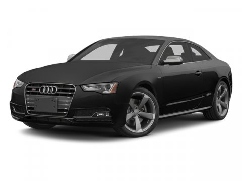 2014 Audi S5 Premium Plus Phantom Black Pearl EffectBLACK LEATHER V6 30 L Automatic 44285 mile