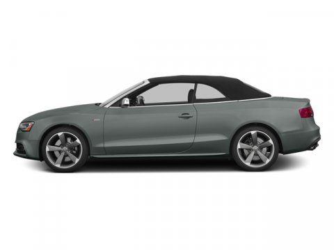 2014 Audi S5 Premium Plus Monsoon Gray MetallicBlack RoofBlack V6 30 L Automatic 34154 miles