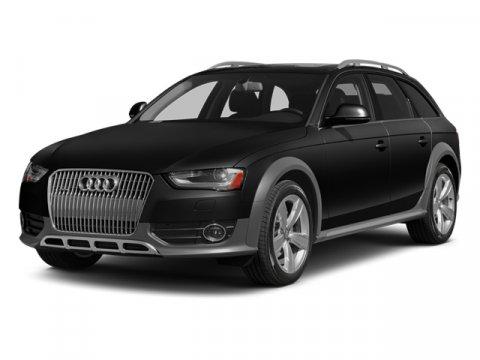 2014 Audi allroad Premium Plus Brilliant BlackBlack V4 20 L Automatic 45559 miles CARFAX 1-Ow