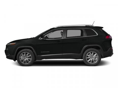 2014 Jeep Cherokee Latitude Brilliant Black Crystal PearlcoatBlack V4 24 L Automatic 65551 mil