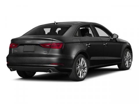 2015 Audi A3 20T L Brilliant BlackBLACK LEATHER V4 20 L Automatic 19233 miles Some of our u