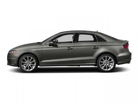 2015 Audi A3 18T Premium Lotus Gray MetallicBlack V4 18 L Automatic 44183 miles Delivers 33