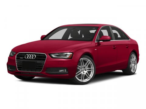 2015 Audi A4 Premium Plus Brilliant RedGrayBlack V4 20 L Automatic 35910 miles FUEL EFFICIEN