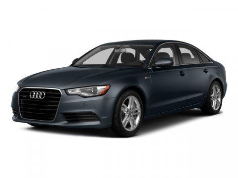 2015 Audi A6 20T Premium Plus Moonlight Blue MetallicNougat Brown V4 20 L Variable 30649 mile