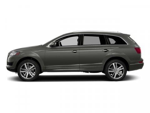 2015 Audi Q7 30L TDI Premium Plus Graphite Gray MetallicLimestone V6 30 L Automatic 10 miles