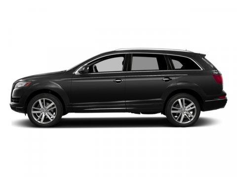 2015 Audi Q7 30L TDI Premium Plus Night BlackBlack V6 30 L Automatic 10 miles Boasts 28 High