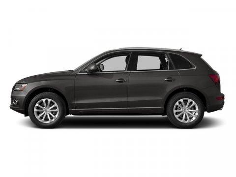 2015 Audi Q5 Premium Plus Lava Gray Pearl EffectBlack V4 20 L Automatic 14092 miles Only 14