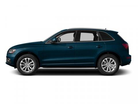2015 Audi Q5 Premium Utopia Blue MetallicPistachio Beige V4 20 L Automatic 53471 miles Audi M