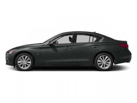 2015 INFINITI Q50 Premium Graphite ShadowGraphite V6 37 L Automatic 8130 miles Delivers 29 Hi