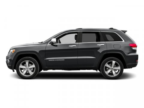 2015 Jeep Grand Cherokee Altitude Granite Crystal Metallic ClearcoatBlack V6 36 L Automatic 55
