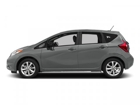 2015 Nissan Versa Note SV Magnetic Gray MetallicCharcoal V4 16 L Variable 74551 miles  CHARCO