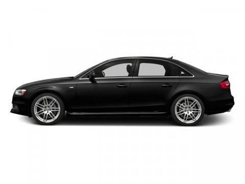 2016 Audi A4 Premium Brilliant BlackBlack V4 20 L Automatic 41181 miles CERTIFIED PRE-OWNED