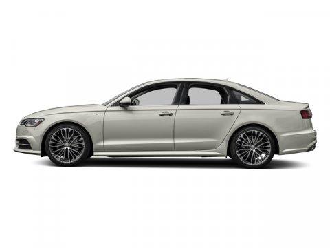 2016 Audi A6 20T Premium Plus Ibis WhiteBlack V4 20 L Automatic 6987 miles Delivers 35 Highw