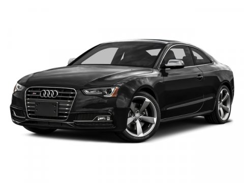 2016 Audi S5 Premium Plus Brilliant BlackBlack V6 30 L Automatic 17471 miles CARFAX 1-Owner