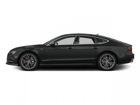 2016 Audi A7 30 TDI Premium Plus Mythos Black MetallicBlack V6 30 L Automatic 10 miles Deliv