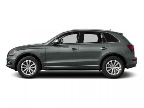 2016 Audi Q5 Premium Plus Monsoon Gray MetallicBlack V6 30 L Automatic 10 miles Delivers 31 H