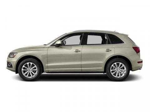 2016 Audi Q5 Premium Plus Glacier White MetallicBlack V6 30 L Automatic 10 miles Scores 31 Hi