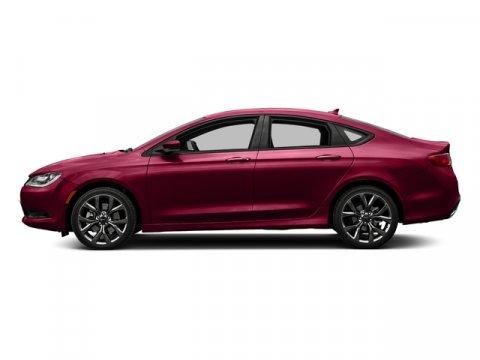 2016 Chrysler 200 S Velvet Red PearlcoatBlack V6 36 L Automatic 0 miles Delivers 36 Highway M