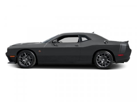2016 Dodge Challenger Granite Pearlcoat V8 64 L  10 miles Boasts 23 Highway MPG and 14 City M