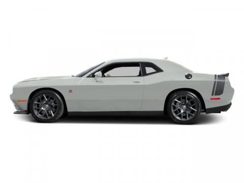 2016 Dodge Challenger Bright White Clearcoat V8 64 L  10 miles Boasts 23 Highway MPG and 14 C