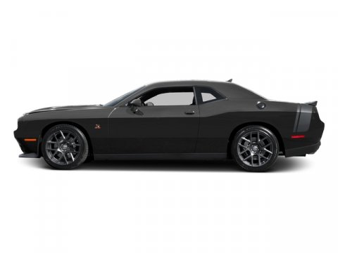 2016 Dodge Challenger Pitch Black Clearcoat V8 64 L  10 miles Boasts 23 Highway MPG and 14 Ci